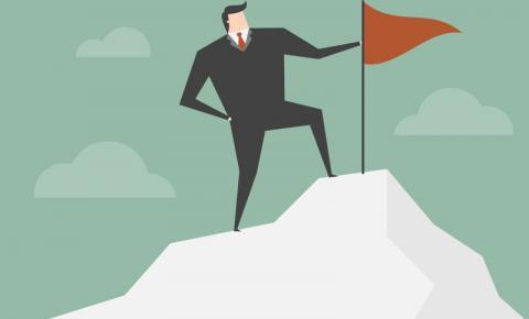 A ambição nos negócios