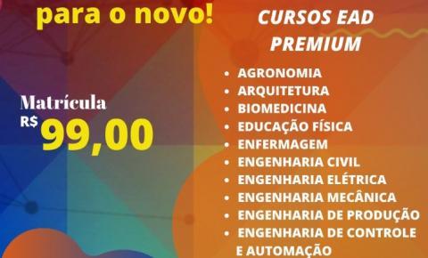 Faculdade Anhanguera de Santa Bárbara oferece cursos EAD Premium