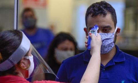 Em menos de 24 horas, Santa Bárbara tem 110 novos casos suspeitos de Covid-19