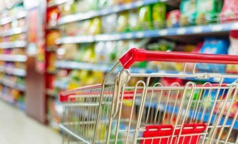 Melhor horário para ir aos supermercados em Santa Bárbara é entre 12 e 17 horas