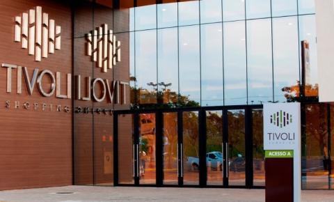 Tivoli Shopping suspende atendimento temporariamente a partir de segunda-feira