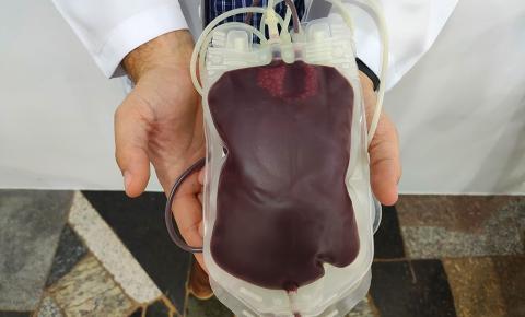 Campanha de Doação de Sangue em S.Bárbara acontece amanhã