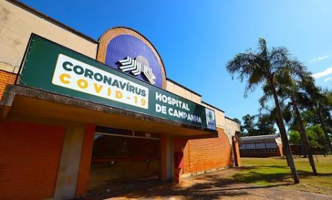 Hospital de Campanha de S.Bárbara já registra a cura de 14 pacientes com Covid-19