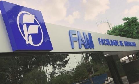 Última semana para inscrição da Prova de Bolsas FAM