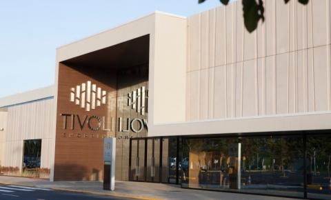 Tivoli Shopping reabre hoje a partir das 16 horas