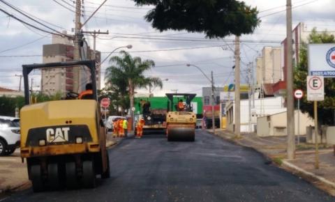 Cauê Macris garante R$ 1 milhão para recapeamento em Americana