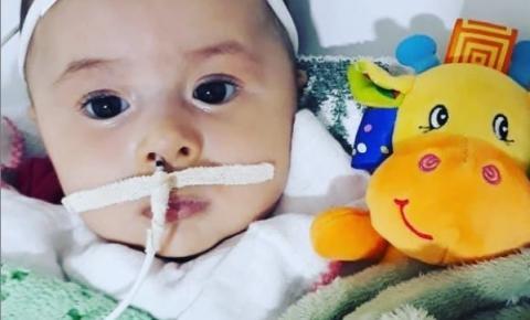 Família de Americana pede ajuda para comprar remédio de R$ 12 milhões para bebê