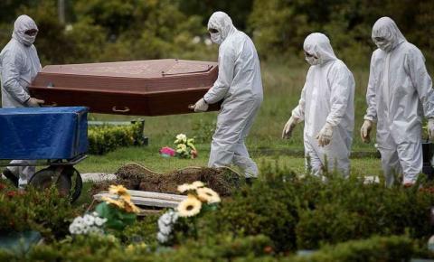 Americana tem mais seis mortes por Covid-19