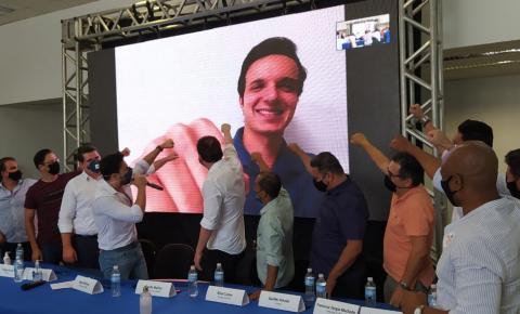 Escolhido em convenção, Rafael Macris defende série de ações para tornar Americana grande de novo
