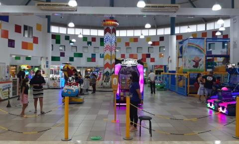 Fair Play do Tivoli Shopping retoma as atividades