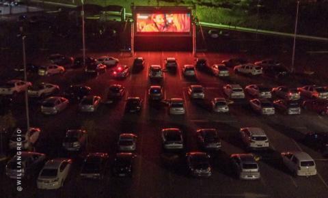 Apresentações teatrais no sistema Drive In começam nesta sexta no Tivoli Shopping