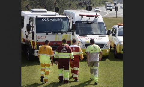 CCR AutoBAn tem vagas de emprego na região