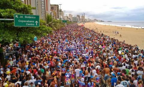 Rio não terá desfile de blocos de rua no carnaval de 2021