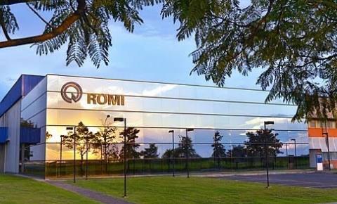 Indústrias Romi tem vagas de emprego em Santa Bárbara