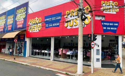 Loja Preço Justo tem novidades de conjuntos de lingerie por 30 reais nesta sexta e sábado