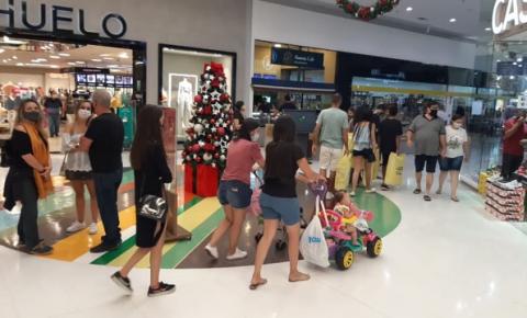 Novas lojas inauguram no Tivoli Shopping