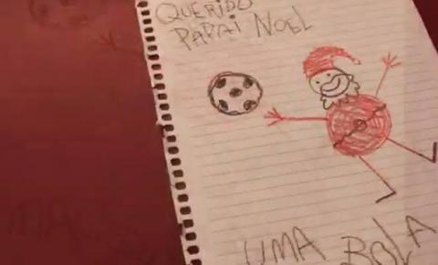 Campanha de adoção de cartas 'Papai Noel dos Correios' será virtual este ano