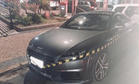 Homem é baleado durante assalto na Avenida Brasil