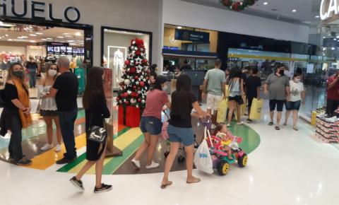 Tivoli Shopping espera consumidores para troca de presentes