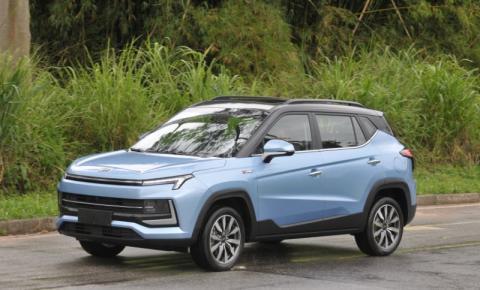 JAC Motors surpreende com o design do T60 Plus 2021