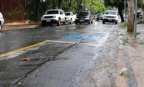 Americana registra 60,5 milímetros de chuva em 24h