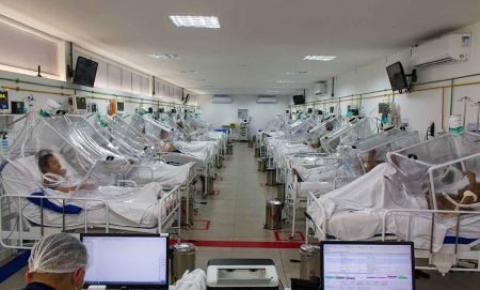 Amazonas decreta toque de recolher diante de hospitais lotados e falta de oxigênio