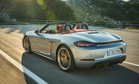 Vamos começar o ano sonhando com um Porsche Boxster 25 anos