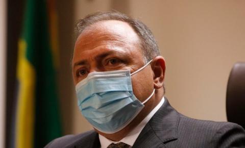 Ministro da Saúde afirma que vacinação contra Covid-19 começará ainda hoje