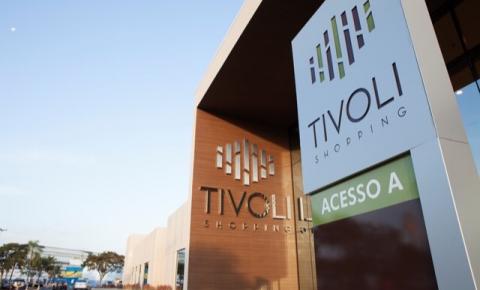 Tivoli Shopping ficará fechado nos dois próximos finais de semana