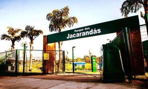 Parques públicos de S.Bárbara serão fechados à noite e aos finais de semana