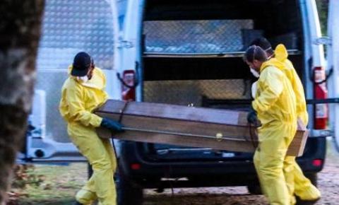 Americana registra mais cinco mortes por Covid-19