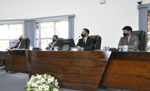 Vereadores barbarenses votam dois projetos de nome de rua e moções de aplausos na sessão desta terça