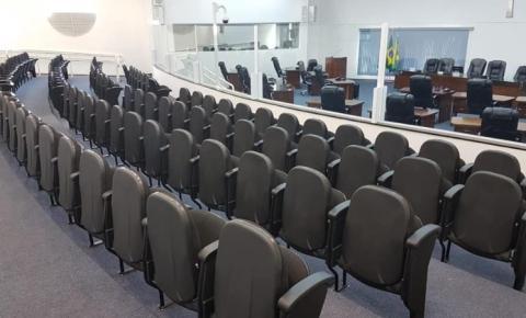 Câmara de Santa Bárbara deve retomar sessões presenciais em março