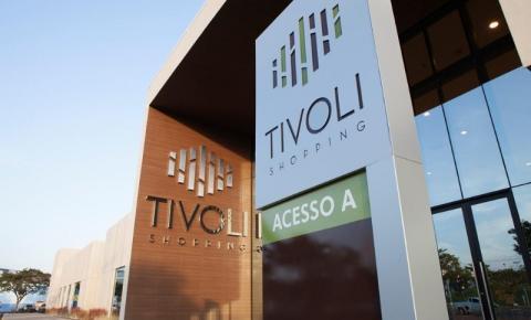 Tivoli Shopping altera horário de funcionamento a partir desta segunda-feira