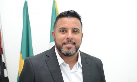 Vereador Arnaldo Alves testa positivo para Covid-19