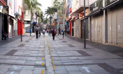 URGENTE: Campinas volta para fase vermelha e fecha comércio