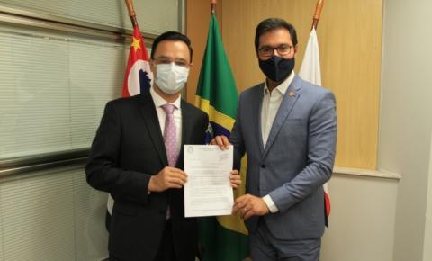 Thiago Brochi solicita recursos estaduais para a saúde de Americana