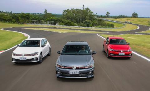 Volkswagen Polo acelera forte com a versão GTS