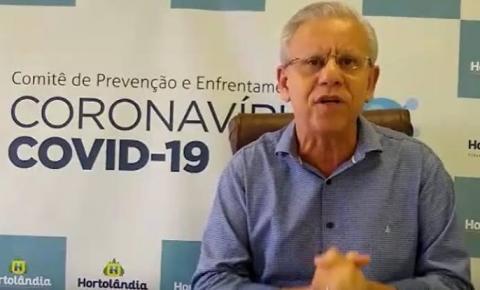 Estado do prefeito Ângelo Perugini é gravíssimo, afirma prefeitura