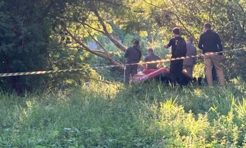 Corpo de homem é encontrado no Ribeirão Quilombo