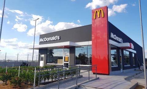 McDonald's inaugura neste domingo em Nova Odessa