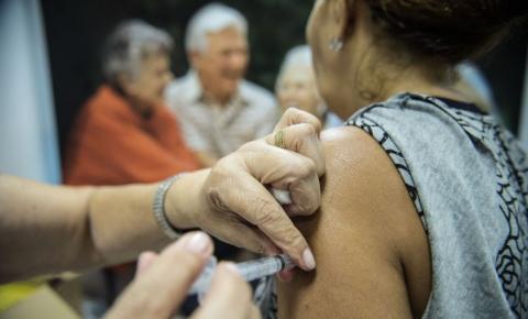Segunda etapa de vacinação contra gripe começa amanhã