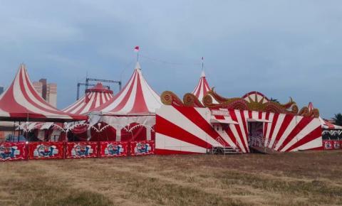 Circo Maximus estreia em Americana nesta sexta-feira