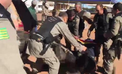 Lázaro Barbosa morre após ser capturado pela polícia