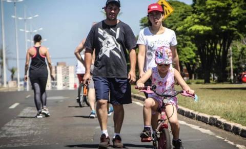 Americana volta a fechar ruas próximas ao Portal para prática de esportes aos domingos