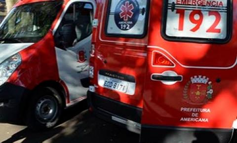 Setor de ambulância (192) está temporariamente sem telefone