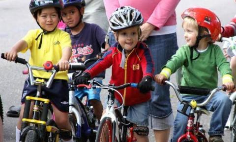 Americana terá circuito de ciclismo infantil neste domingo