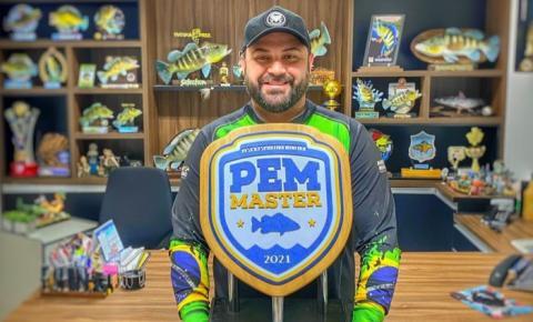 Empresário de Americana é campeão de evento de Pesca Esportiva Master