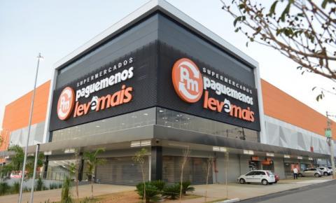 Rede de Supermercado Pague Menos premia mais de 3 mil