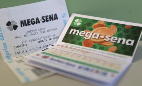 Ninguém acerta Mega-Sena e prêmio acumula em R$ 6,5 milhões
